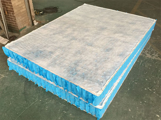 China Independent Pocket Spring Unit for High Hardness Hard Plus Mattress / Hotel Mattress supplier