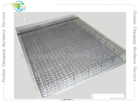 China Continuous Bonnell Spring System Innerspring Units For King Size Bed Mattress supplier