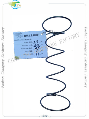 China Compression Bonnell Mattress Spring Coil Furniture Hardware Heat Treatment supplier