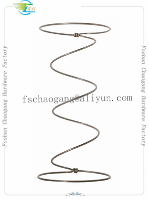 China Hard Bonnell Mattress Spring Coil Unit High Carbon Steel  Wire Material 2.2mm supplier