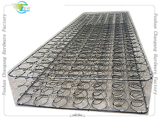 China Eco Friendly Mattress Bed Bonnell Spring System High Elastic OEM Service supplier