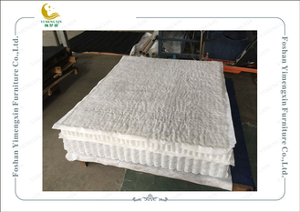 China Double Deck Mattress Pocket Spirng Unit Soft On Top And Hard Bottom Multifunctional For Mattress Filler supplier