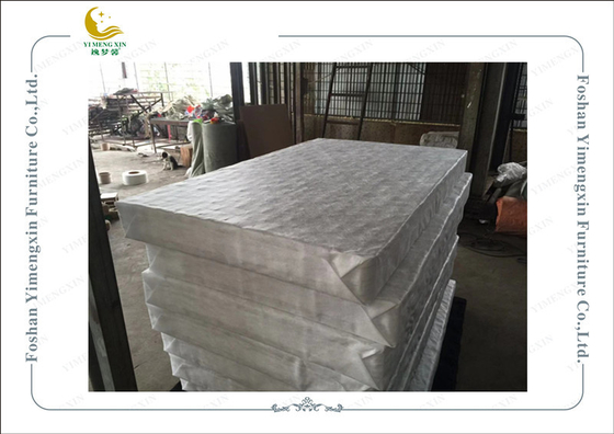 China Six Mattress Roll Up Individual Pocketed Spring 100% Plastic Filiform Fabric supplier