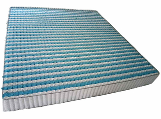 China Middle suspended, independent pocket spring mattress inner cushion supplier