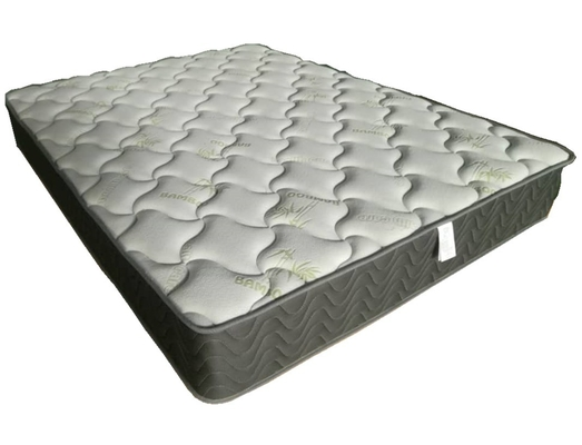 China Knitted fabric plus bamboo charcoal pocket pocket spring mattress, eco-friendly fabric supplier