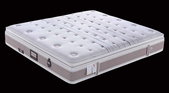 China Independent Pocket Sprung Memory Foam Mattress Soft Ec - Friendly supplier