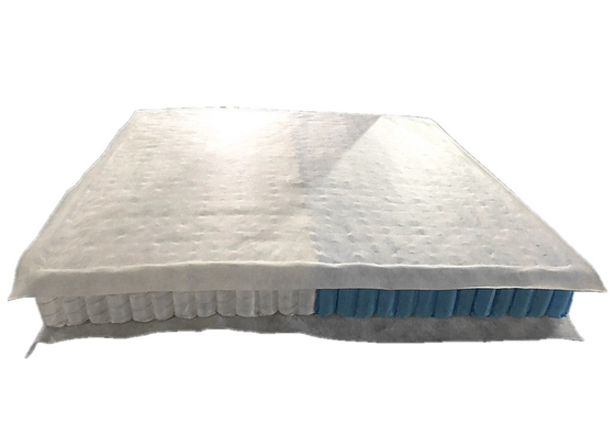 China Independent pocket spring mattress liner with soft spring and hard spring combination supplier
