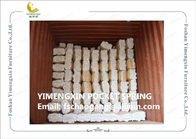 China Professional Pocket Upholstery Spring Units For Sofa Seat Compressed Packing company