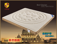 China Eco Friendly Night Therapy Memory Foam Mattress Luxury Design Roll Up Packing factory