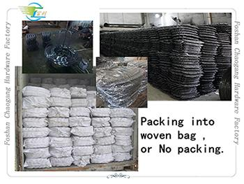 Customized Size Continuous Mattress Spring Coil For Five Star Hotel Mattress
