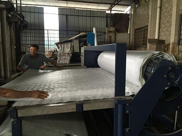 5 Zone Mattress Individually Pocketed Coils Low Noise High Carbon Steel Material