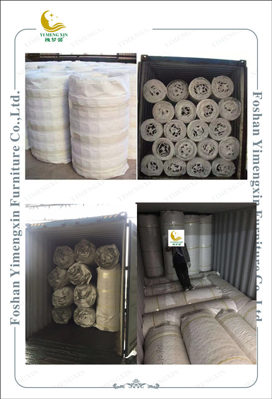 Round Mattress Spring Unit For Theme Hotels / Bonnell Pocket Continue Spirngs