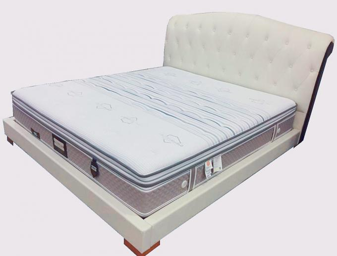 Independent Pocket Sprung Memory Foam Mattress Soft Ec - Friendly
