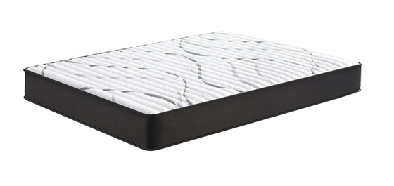 China Professional Individual Pocket Spring Mattress With Memory Foam Topper distributor