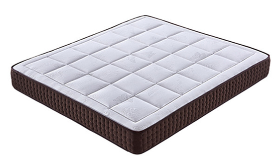 China All Size Latex Bonnell Spring Mattress , Luxury Durable Pillow Top Mattress factory