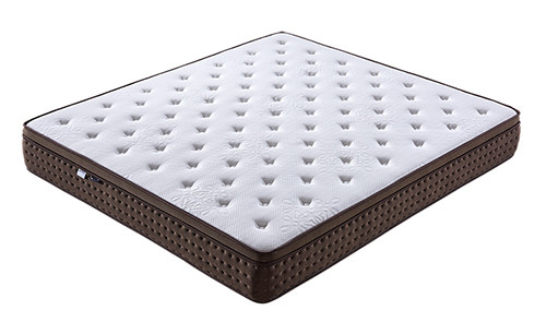 China Pillow Top / Euro Top Memory Foam Mattress Queen Size For Home And Hotel distributor