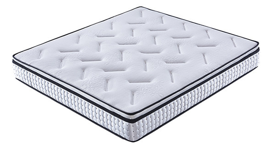 China 5 Star Hotel Pillow Top Mattress Cover Disassemble Evironmental Friendly ISO9001 factory