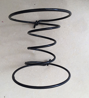China Custom High Carbon Steel Furniture Coil Springs For Sofa Cushion Making distributor