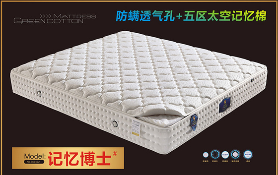 China Bedroom King Size Natural Latex Mattress , 100% Latex Foam Mattress Bacteria Resistant factory