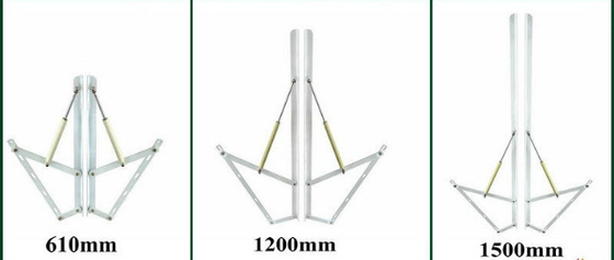 China Hydraulic Metal Bed Frame Accessories , Gas Lifting Mechansim for Bed Framework distributor