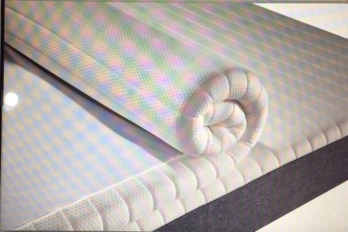 Bedroom King Size 100% Natural Latex Mattress Chemical Free Non Toxic
