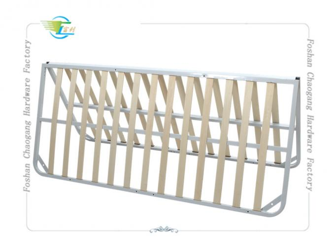 Fold Away 3 Level King Size Metal Slatted Bed Base For Hostel Bunk Bed King Size