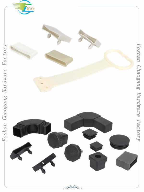 Plastic End Holder Bed Frame Accessories , Plastic Corner Connector